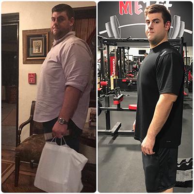 Jason Cooper's Transformation